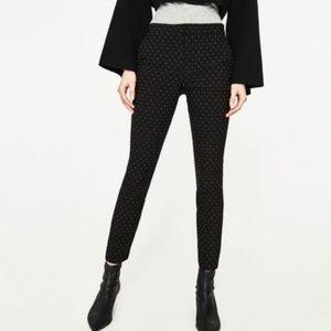 Zara skinny trouser